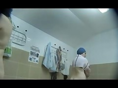 Hidden cam in locker
