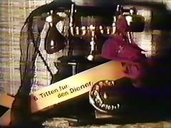 Vintage 70s german - 6 Titten fuer den Diener - cc79