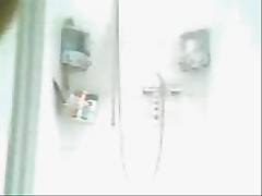 Asian mom in the shower 2