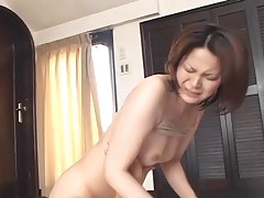 Horny Japanese Wives Massaged and then Fucked at Home 5 - CM