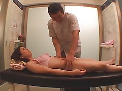 Health Massage turns into Sex Part 1