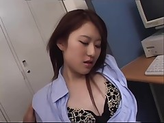 Haruna Sex at Office by PRELUDE