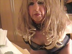 Slut mandy night off