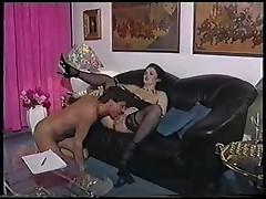 German pornstar Deepthroat Queen!
