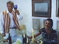 German Orgy - After Dinner 90s