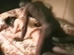 Asian wife gets slammed by perfidious man pt2