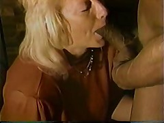 Blondemature taste BBC 1(cuckold)
