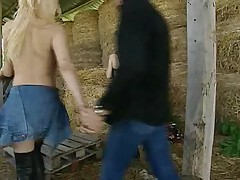 Maurizia and Tecla (Ex-Men) are Fucked at Ranch (by Satanika)