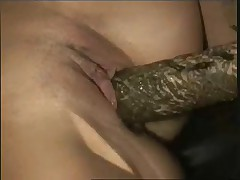 Bridgette Kerkove fucked by lizardman