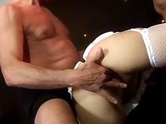 Katie Kaliana - Hot nurse gets Bent over