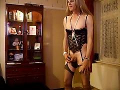 Michaela's latest crossdresser video