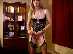 Michaela's latest crossdresser video