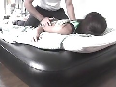 Japanese Home Massage Pt 1 of 2 - Cireman