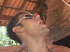 Hottie Brazilian T Babe Banged Pt. 2
