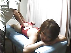 Spycam Massage of College Swim Team