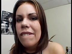 Gia Paloma Throats Cocks for Cum