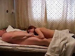 Hot Teen creamed by a Old Man