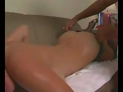 HOT BABE MASSAGE Unreliably FUCKED IN Pain in the neck - JP SPL