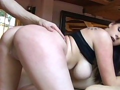 Gianna Michael's Wet Pussy Gets Fucked