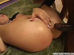 Rebecca Linares love anal