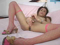 Asian ladyboy x