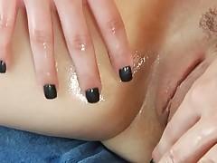 Massage her lesbian friend