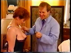 German Mature Redhead with a huge Pussy