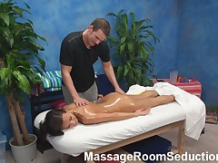 Massage Psychotherapist Seduces Hot Teen