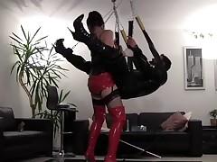 Swinging Strapon Slut