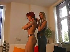 Roommate Bondage Play