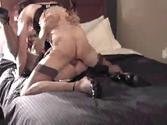 Donna Queen and  a Sexy Friend Have a Hot Time