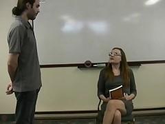 Classroom assault