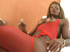 SHEILA BROWN DOUBLE PENETRATES