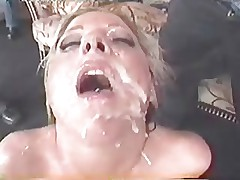 Talking girls cumshot compilation