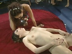 World Record Gangbang - 2000 Men - Steady old-fashioned 2 - Part 1
