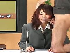 Nana Mayama Bukkake TV