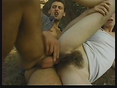 Hairy Outdoor Escapade