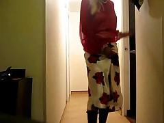 Johanna in slips