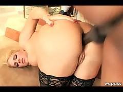 Big Black Cock Anal Guest