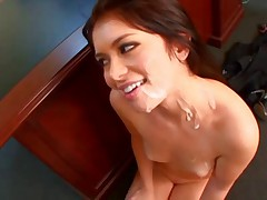Ashlyn Rae Fuck in Office