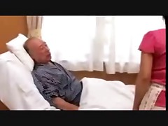 Old man be responsible for of the frustration wife(censored)