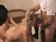 Hot cuckold's wife