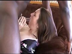 My favorite swinger wife getting blacked