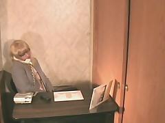 AllyCDTV in Bad Secretary