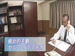 Japanese nurse fuck around the hospital