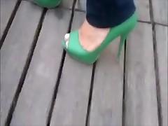 Scarpe e piedi