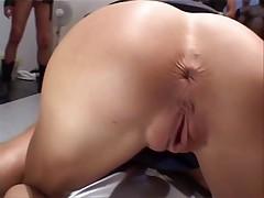 Gangbang mit Monika Sommer