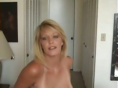 Charlee smoking strip show