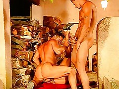 St Tropez wildstyle gay fucking