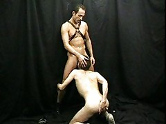 Gay sex in the dark